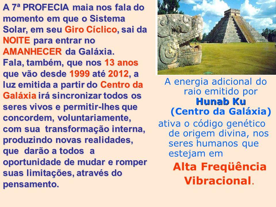 Interessante exclarecer que profecias bem anteriores já falavam sobre estes acontecimentos: Os maias descreveram o fenômeno astrológico como um cometa
