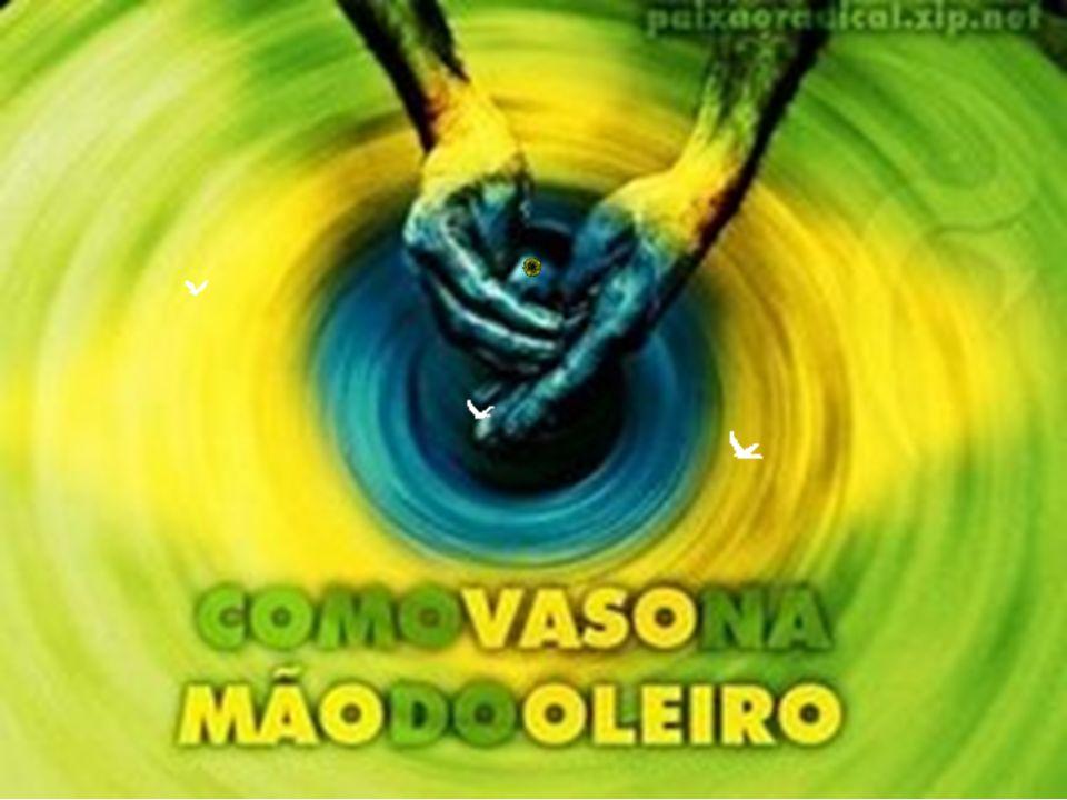 Daqui, desta terra, deste imenso Brasil, partirão os fundamentos do mundo de amanhã. Não queremos dizer com isto que não sejais também sacudidos por g