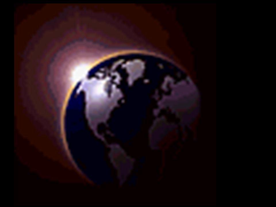 Países desaparecerão, nações inteiras, poderosas (...) Até o final deste século, libertar-se-ão da matéria dois terços da humanidade, através de comoç