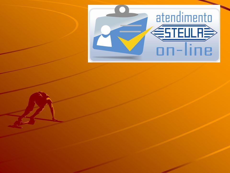 Instruções para operação do STEULA-ON-LINE Nesta mesma tela o usuário poderá clicar em CONTINUAR COMPRANDO para voltar à tela anterior e modificar seu pedido.
