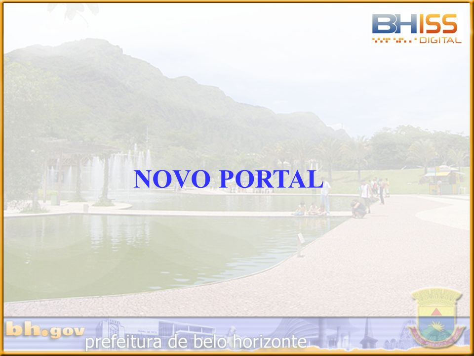 Formas de Emissão da NFS-e On line via portal BHISSDigital.