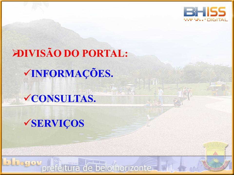 NFS-e on line via portal BHISSDigital