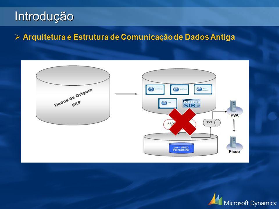 As seguintes tela serão apresentadas Verifique se os databases estão sendo apresentados corretamente.