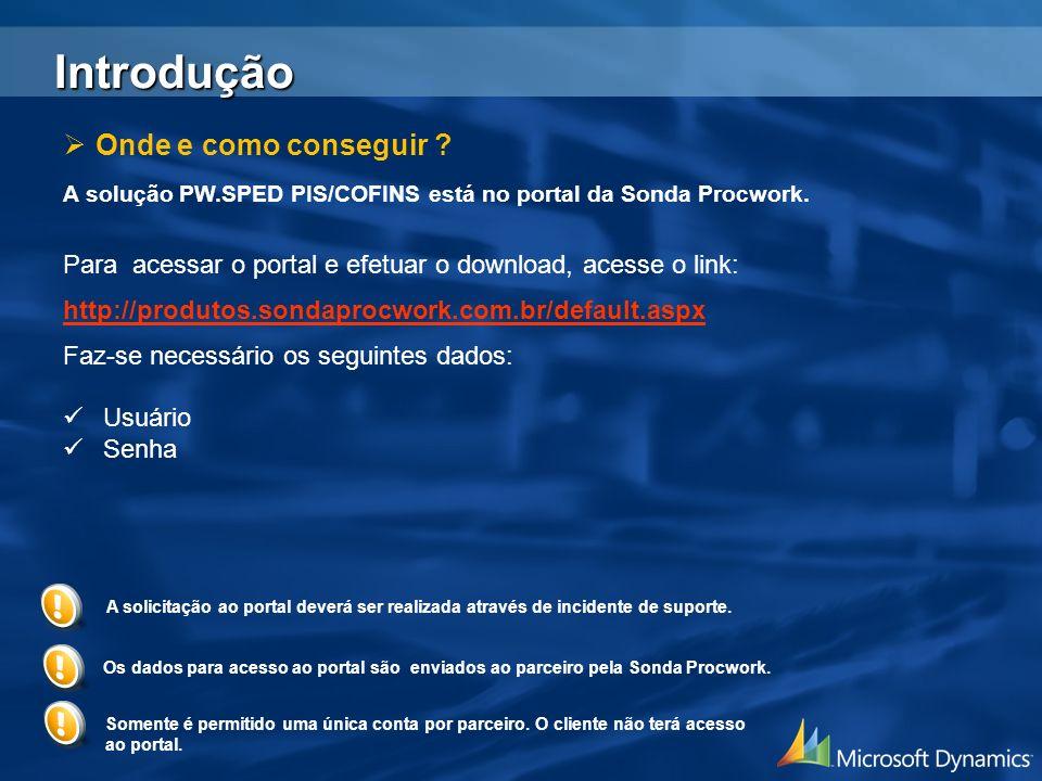 Local para download Acesse o caminho: Corporativo > Ciclo de Vida > Publicações > Framework > Versão 1.5 (Use esta versão) Realize o download do Aplicativo
