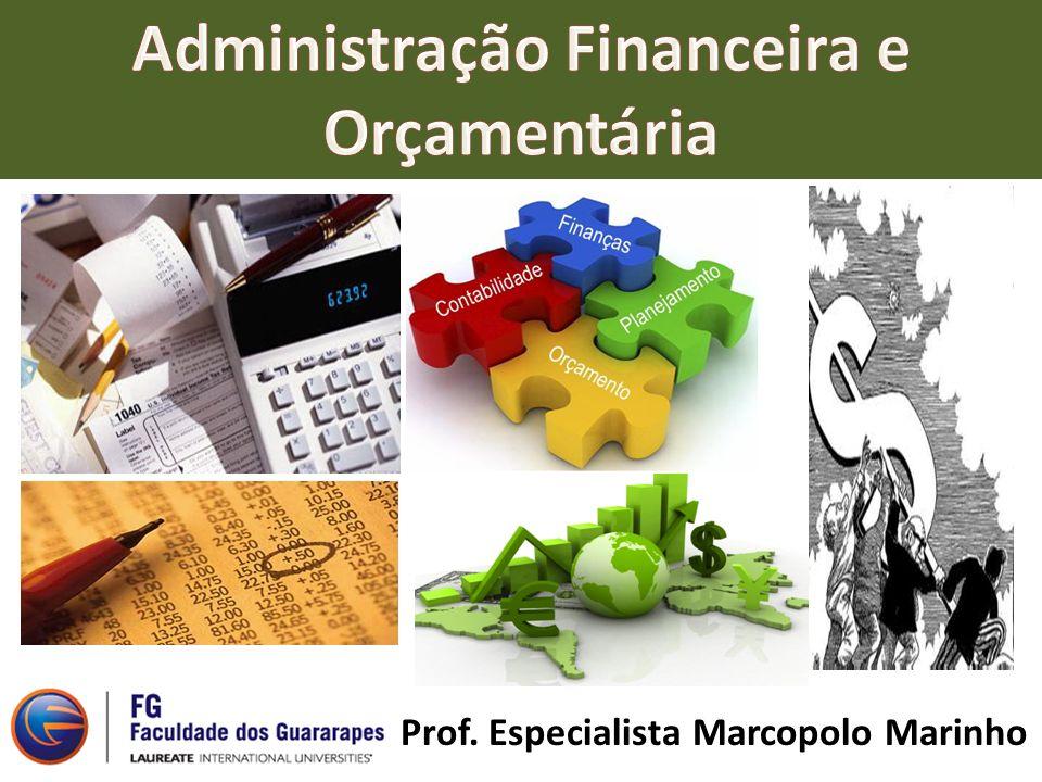 Prof. Especialista Marcopolo Marinho