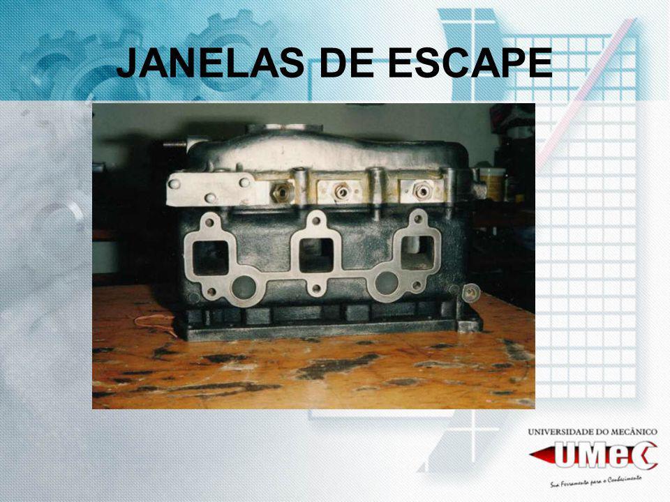 JANELAS DE ESCAPE