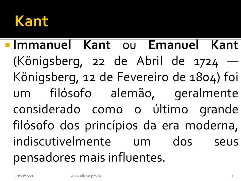 Do capítulo 1 ao 15, descreve as formas de poder e os dois principais tipos de governo: as monarquias e as repúblicas 18/08/2008www.nilson.pro.br12
