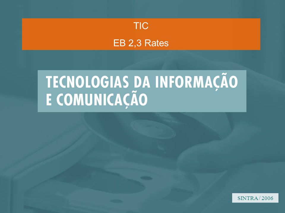TIC EB 2,3 Rates SINTRA / 2006