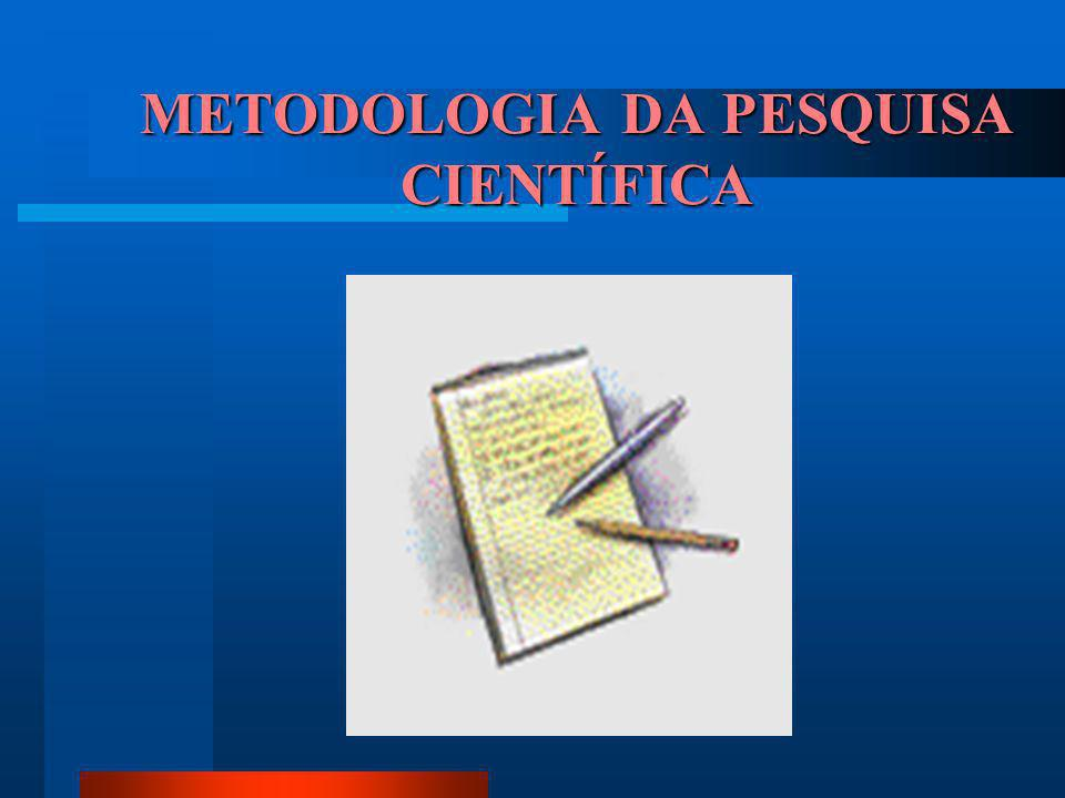 CONSIDERAÇÕES INICIAIS Atualmente, com as modificações da educação brasileira, a exigência da elaboração de uma monografia acadêmica, como requisito à obtenção de títulos acadêmicos, se estende, também, aos cursos de graduação, e, conseqüentemente a disciplina de metodologia científica também passou a ser obrigatória.