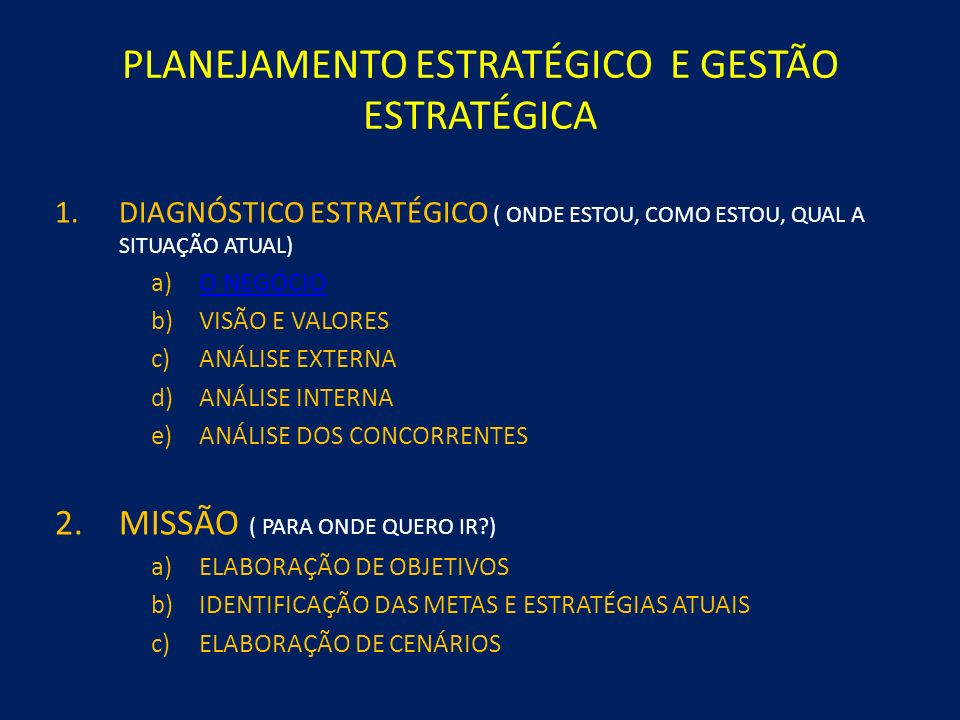 PLANEJAMENTO ESTRATÉGICO + TÁTICO + OPERACIONAL a)CICLOS MAIS CURTOS, FREQUENTES, FLEXÍVEIS E ADAPTATIVOS b)INTERLIGADOS c)TOMADA DE DECISÃO ACELERADA