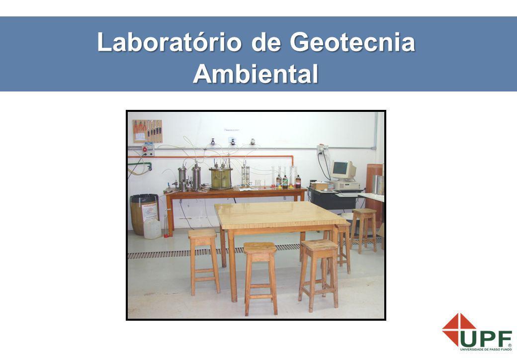 Laboratório de Geotecnia Ambiental