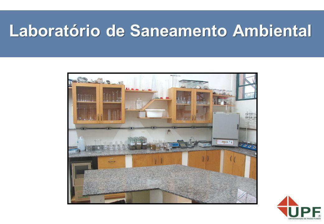Laboratório de Saneamento Ambiental