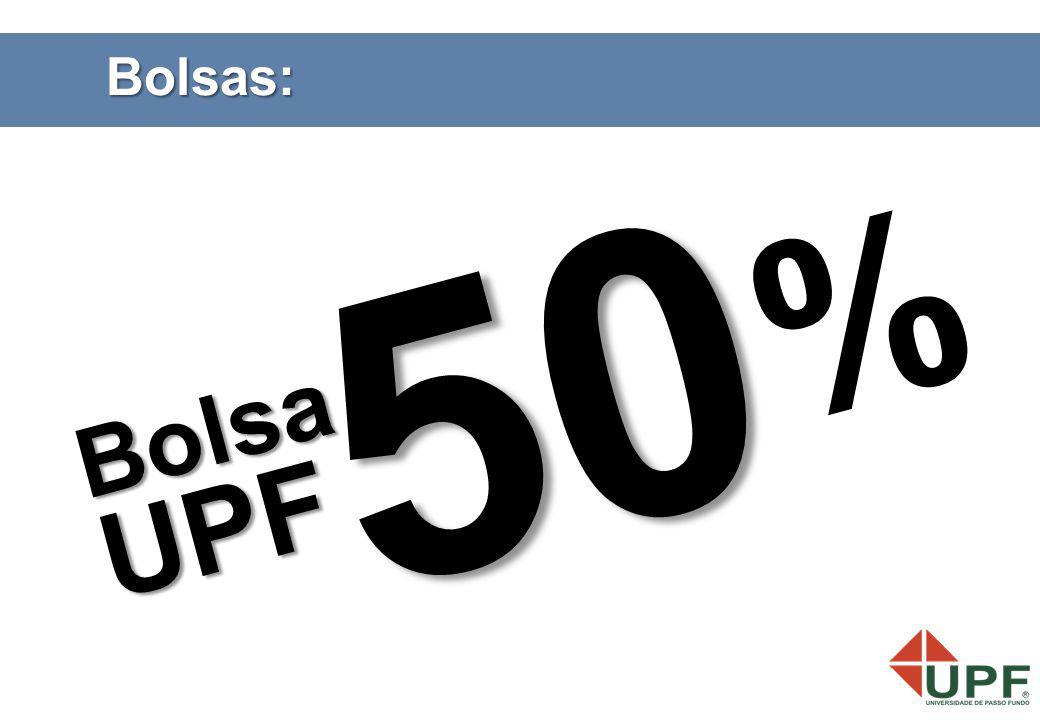 Bolsas: Bolsa UPF 50 %