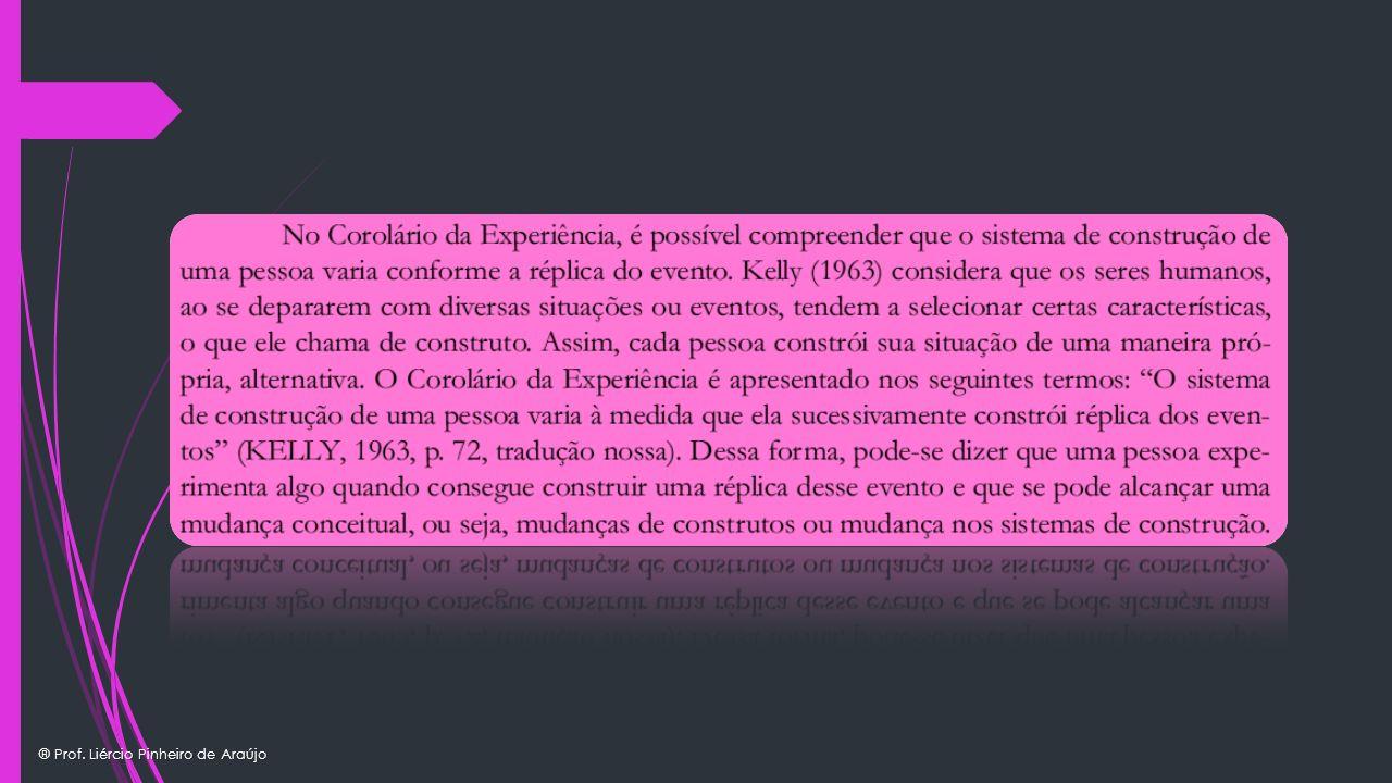 ® Prof. Liércio Pinheiro de Araújo