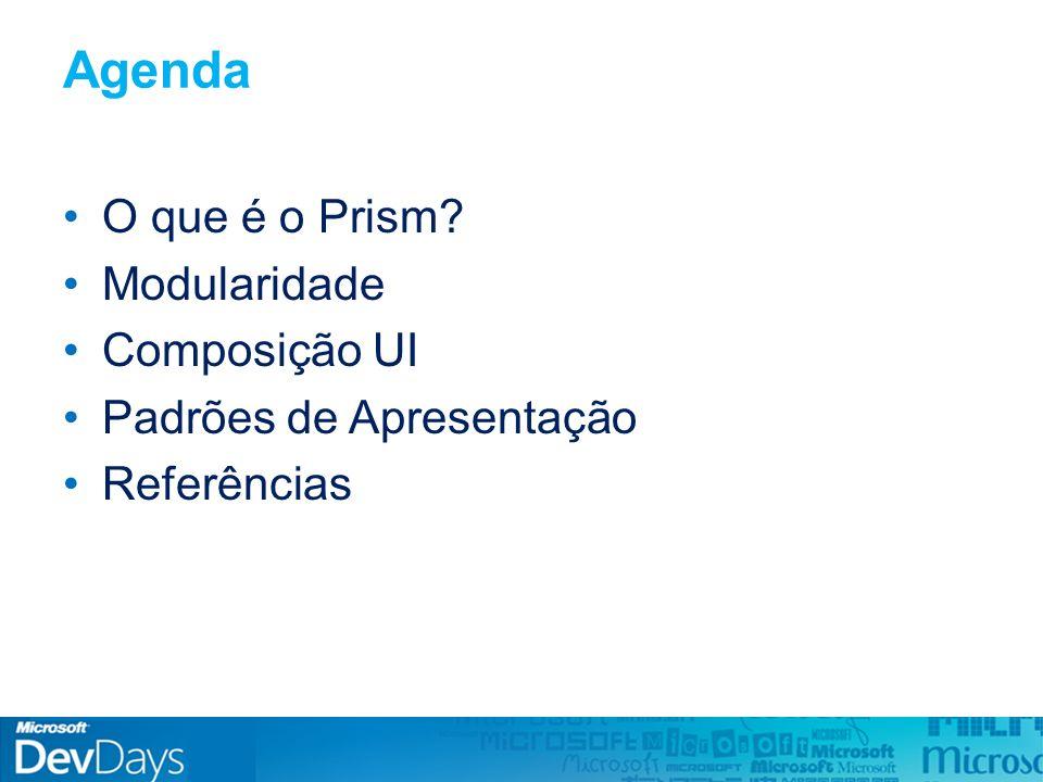 Prism – Porquê.