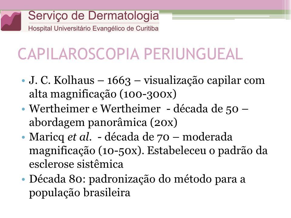 CAPILAROSCOPIA PERIUNGUEAL J.C.
