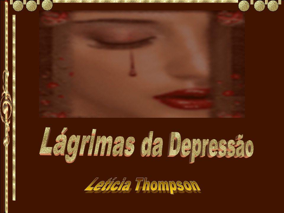 Que o depressivo não pense que chegou ao fim do caminho, ele apenas fez uma parada.