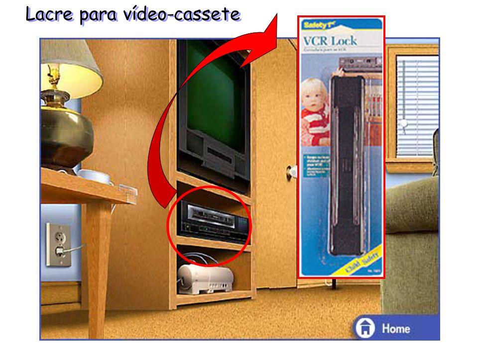 Lacre para vídeo-cassete