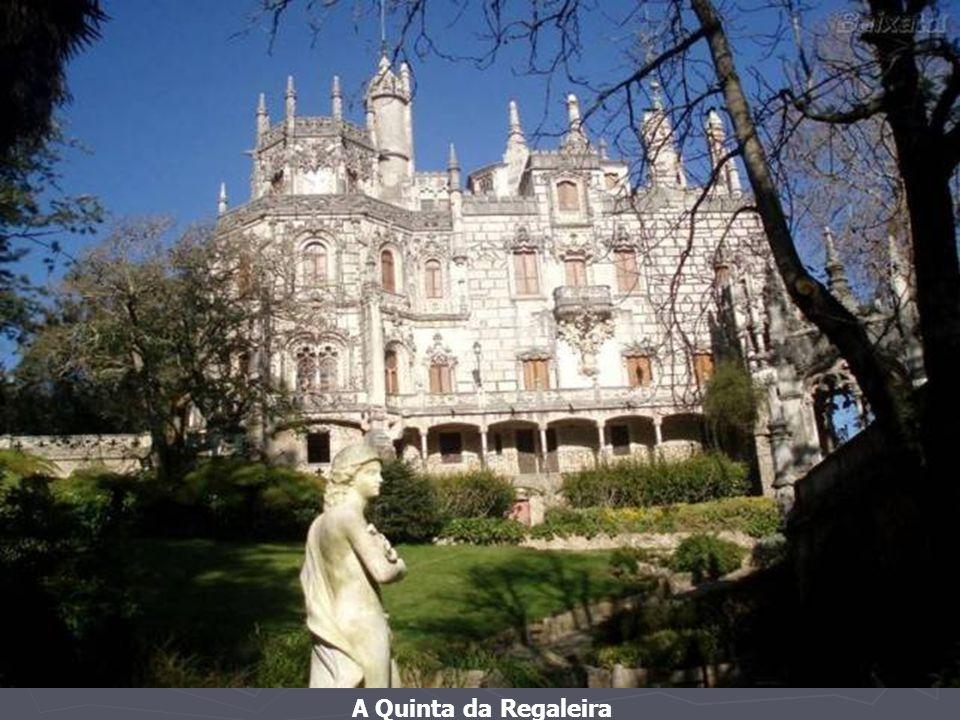 O Castelo dos Mouros