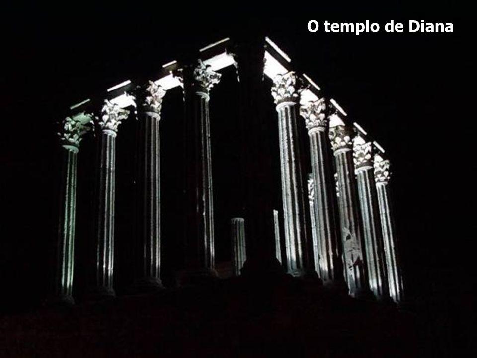 O templo de Diana