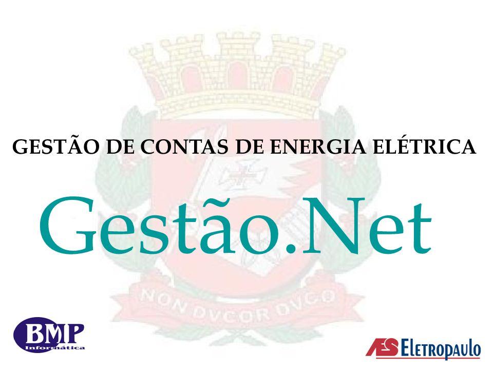 Gestão.Net GESTÃO DE CONTAS DE ENERGIA ELÉTRICA