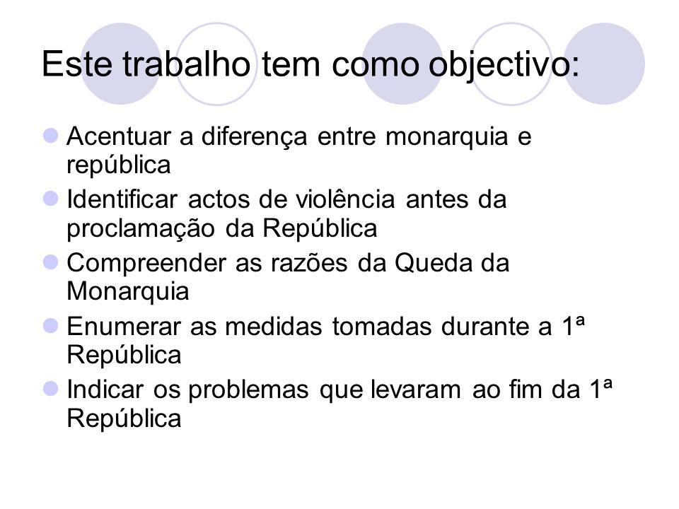 Problemas surgidos a seguir à guerra Uma República em declínio Agravamento da situação financeira Descontentamento social A instabilidade governativa (de 1910 a 1926, Portugal teve 45 governos e 9 Presidentes da República)