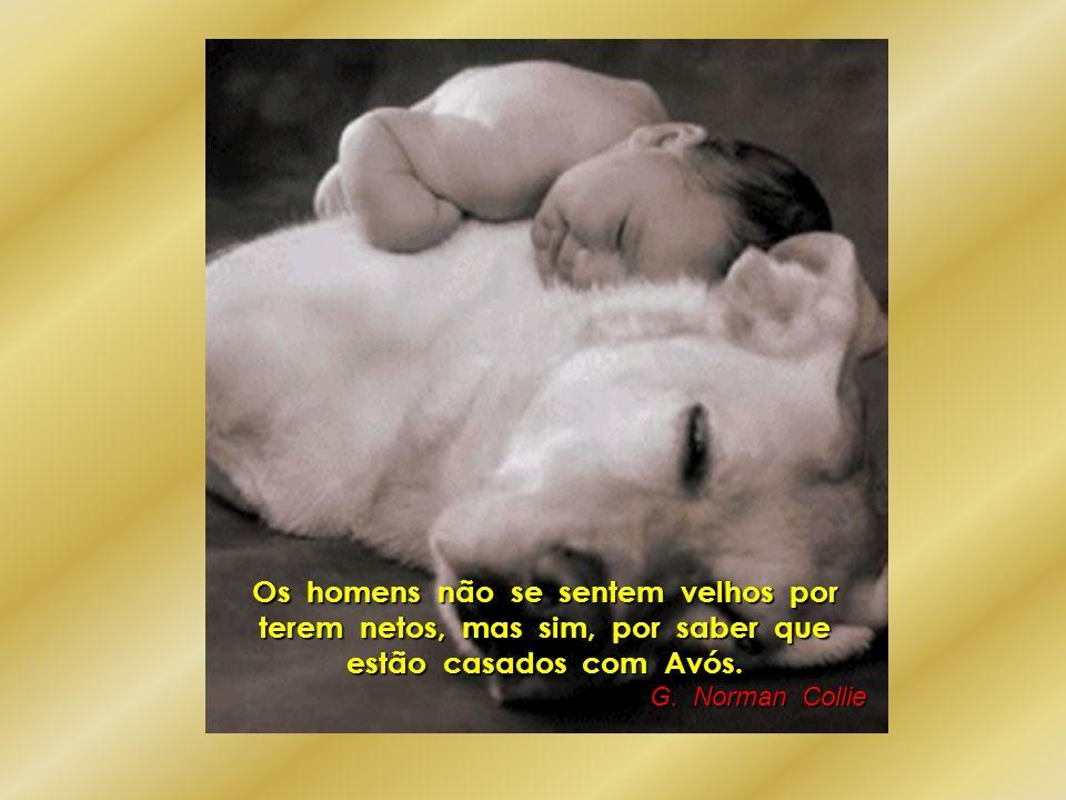 Nunca tenhas filhos, só netos. Gore Vidal