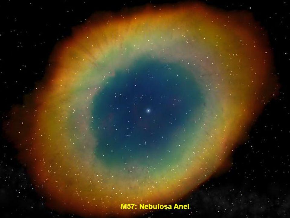 M16: Nebulosa da Aguia