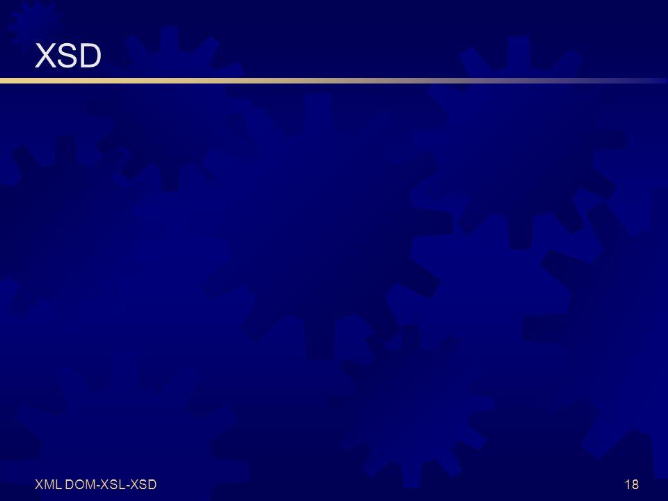 XML DOM-XSL-XSD19 Onde Obter Mais Informação Site da W3C http://www.w3c.org/XML/ http://www.w3c.org/XML/ Site da Microsoft para programadores http://msdn.microsoft.com/xml http://msdn.microsoft.com/xml Minha página de Ambientes de Desenvolvimento http://www.dei.isep.ipp.pt/~psousa/aulas/amb-des http://www.dei.isep.ipp.pt/~psousa/aulas/amb-des