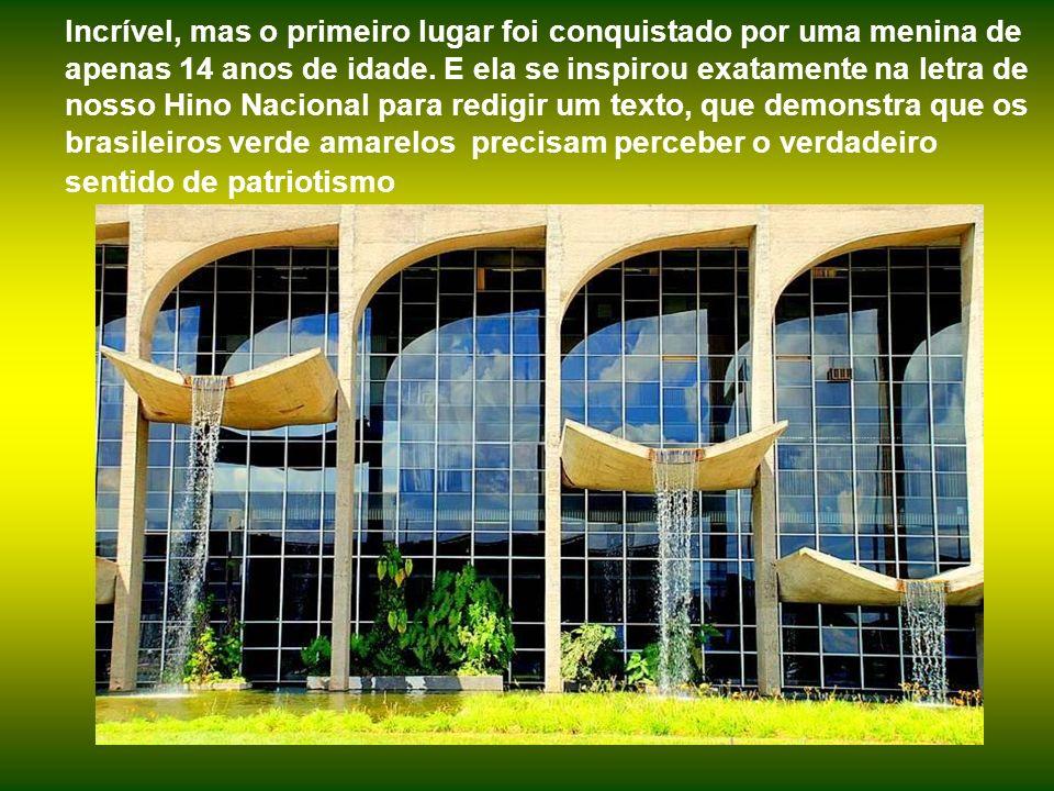 Na cidade de Joinville houve um concurso de redação na rede municipal de ensino. O título recomendado pela professora foi Dai pão a quem tem fome!