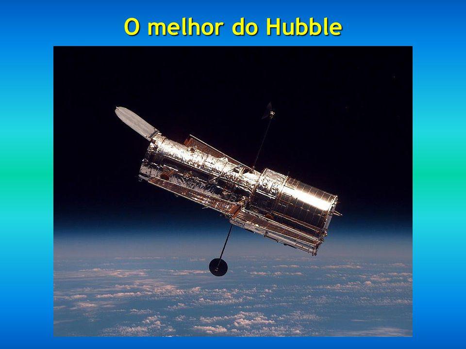 O melhor do Hubble