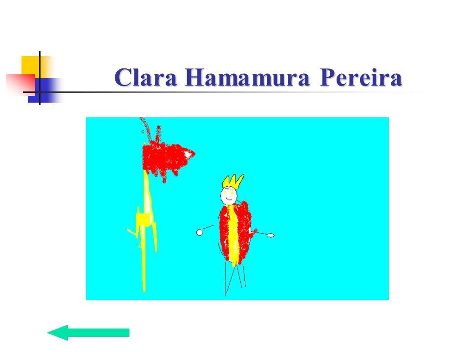 Clara Hamamura Pereira