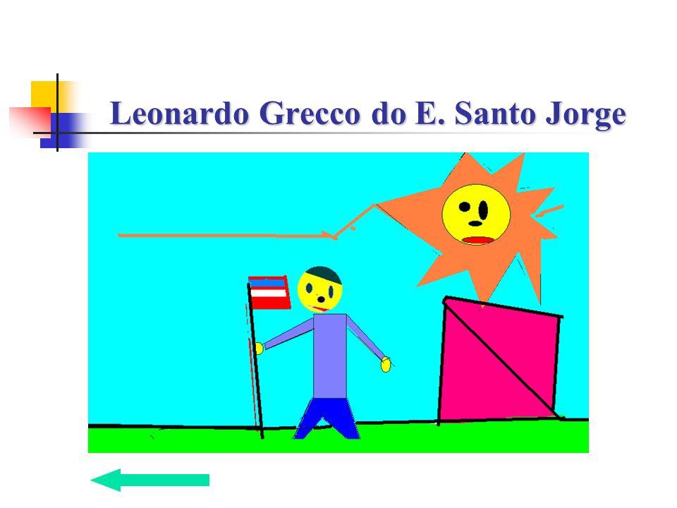 Leonardo Grecco do E. Santo Jorge