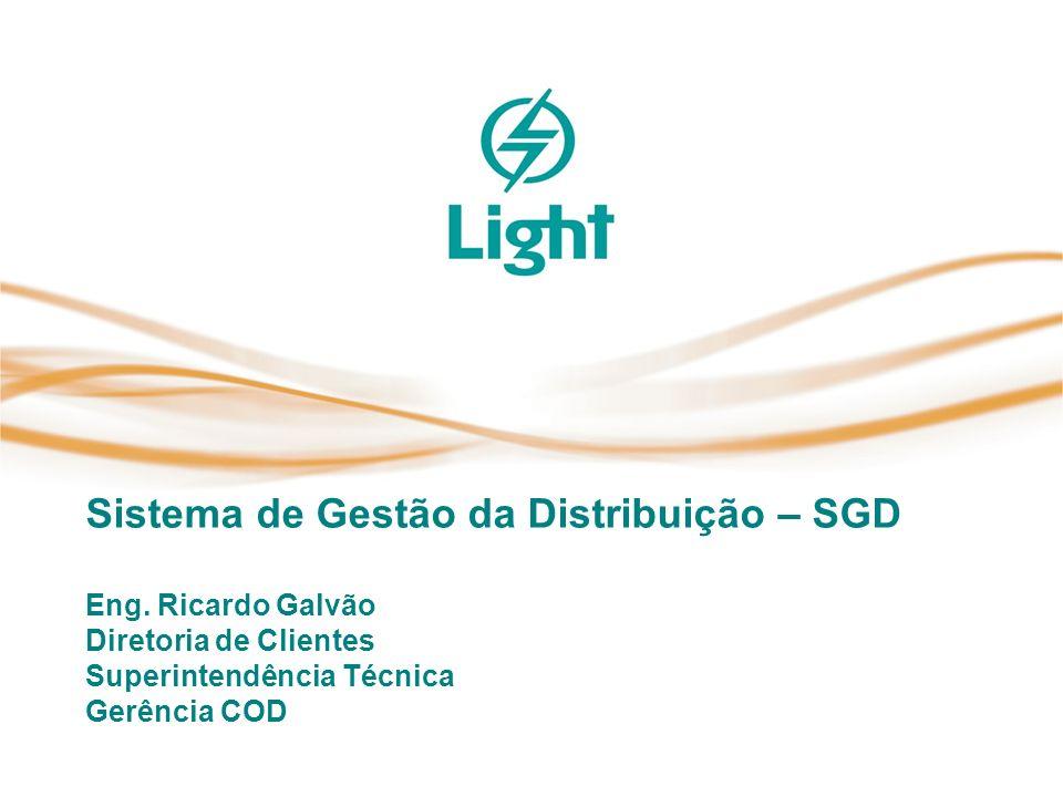Sistema de Gestão da Distribuição – SGD Eng.