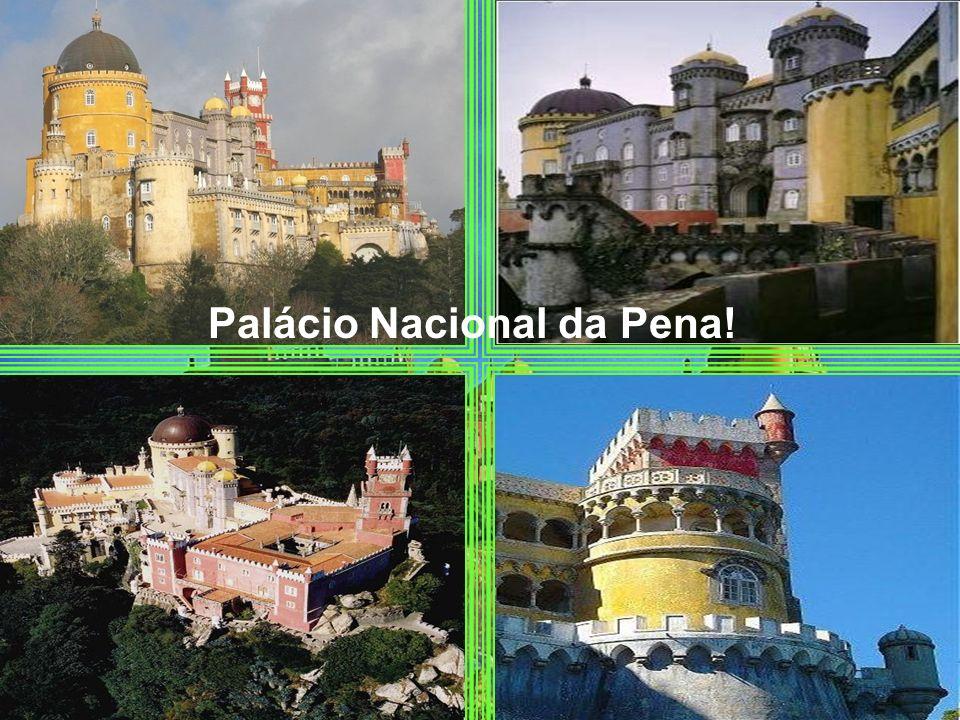Castelo dos Mouros!