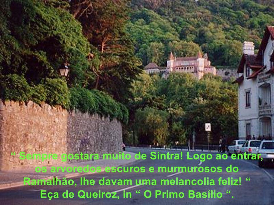 Palácio Nacional de Sintra! Chaminés do Palácio! Janela do Palácio!Interior do Palácio!