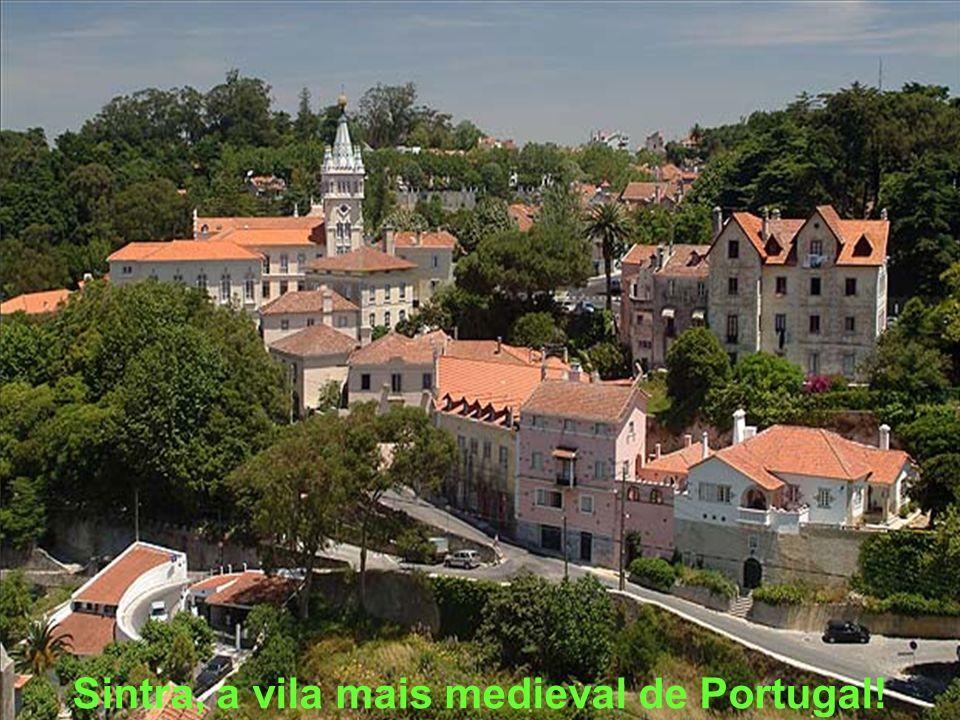 Sintra, a vila mais medieval de Portugal!