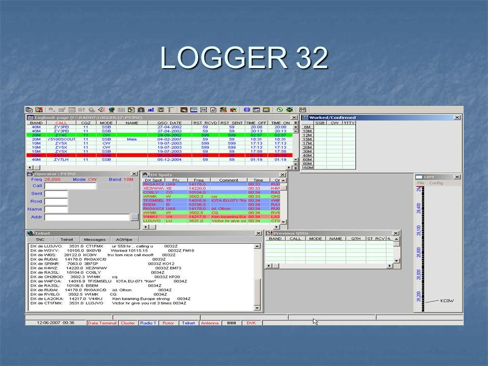 LOGGER 32