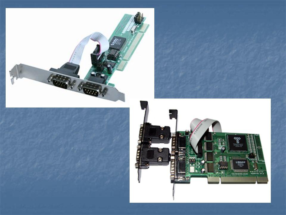 Paralela -- Conecta a impressora paralela na saída USB do micro -Padrão Centronics.