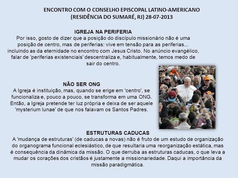 PRAIA DE COPACABANA (RJ) - ORAÇÃO DO ÂNGELUS 28-07-2013 CRACÓVIA Queridos jovens, temos encontro marcado na próxima Jornada Mundial da Juventude, no a