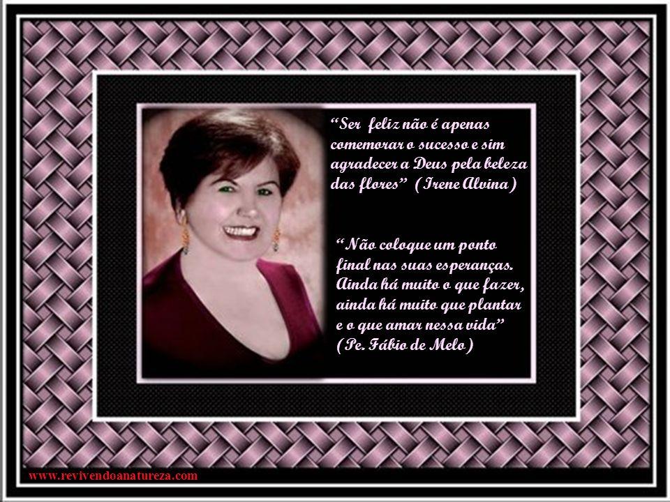 Não deixe de ligar o som Pressione Enter para mudar de tela (05) Irene Alvina