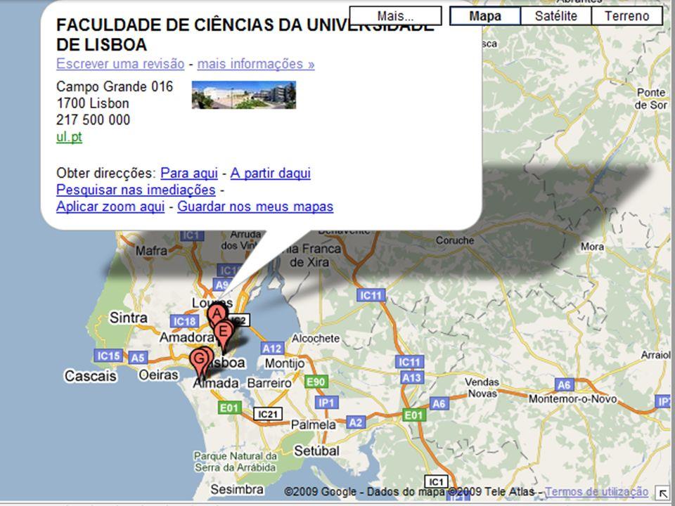 Centro Competência FCUL Outubro 200914