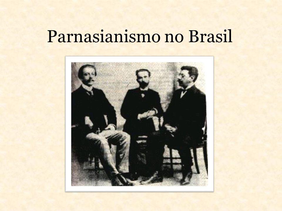 A palavra Parnasianismo associa-se ao monte Parnaso, na Grécia; Esse monte era consagrado a Apolo e às musas; Apoiando-se nos modelos clássicos, combateram os exageros sentimentais românticos.