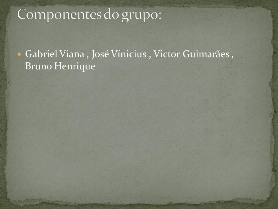Gabriel Viana, José Vínicius, Victor Guimarães, Bruno Henrique
