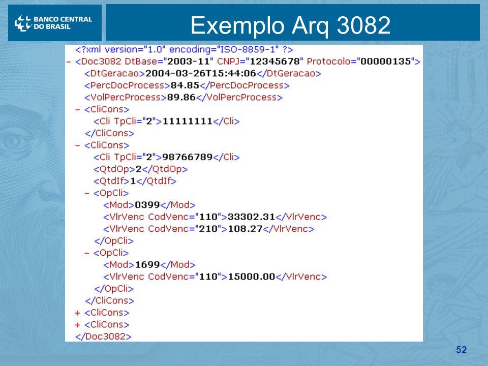 52 Exemplo Arq 3082