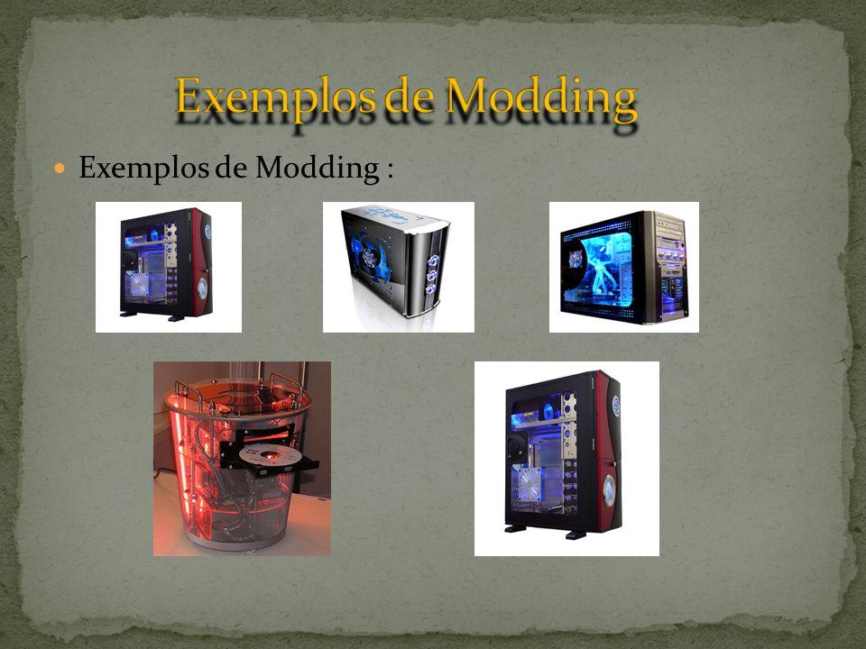Exemplos de Modding :