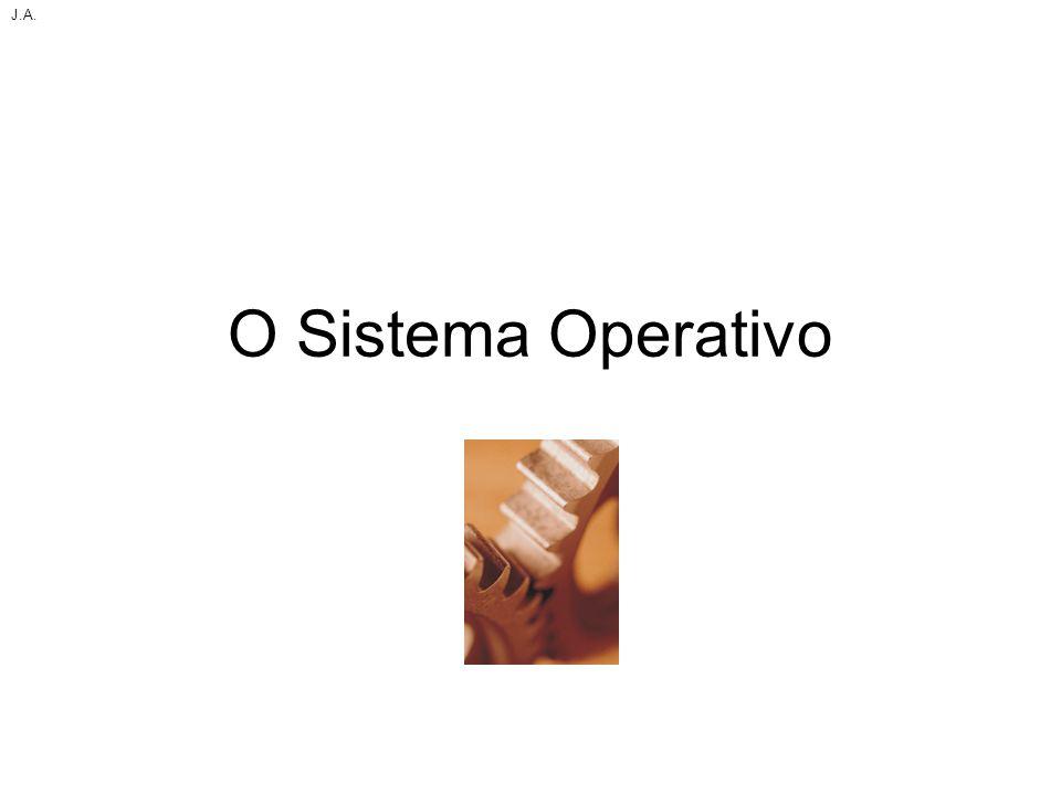 O Sistema Operativo J.A.