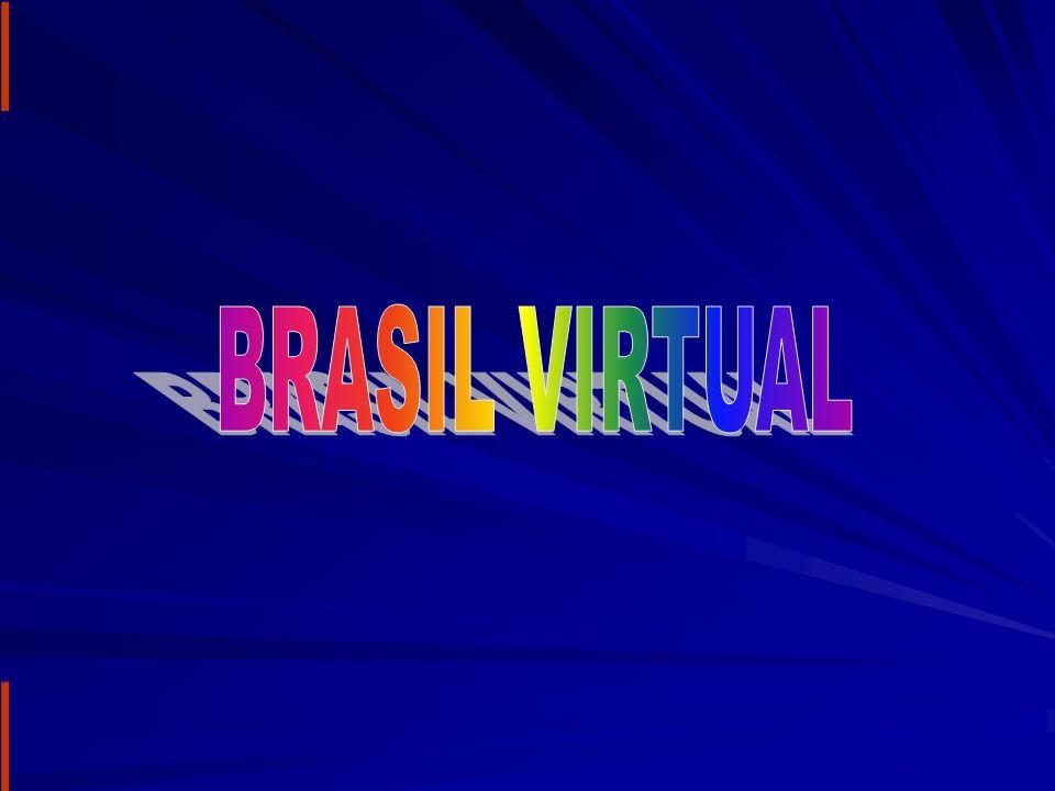 BRASIL VIRTUAL Bolsa bate sexto recorde e fecha acima de 49 mil pontos pela primeira vêz ( Estadão 21.04.07) Dollar chega a R$ 2,025 menor desde 2001( 10.04.07) Risco Brasil atingiu 140 pontos, menor de sua história ( Estadão 20.04.07); Petrobrás bate recordes de produção e torna o Brasil autosuficiente em petróleo.