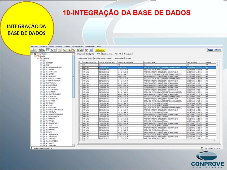 INTEGRAÇÃO DA BASE DE DADOS 10-INTEGRAÇÃO DA BASE DE DADOS 38