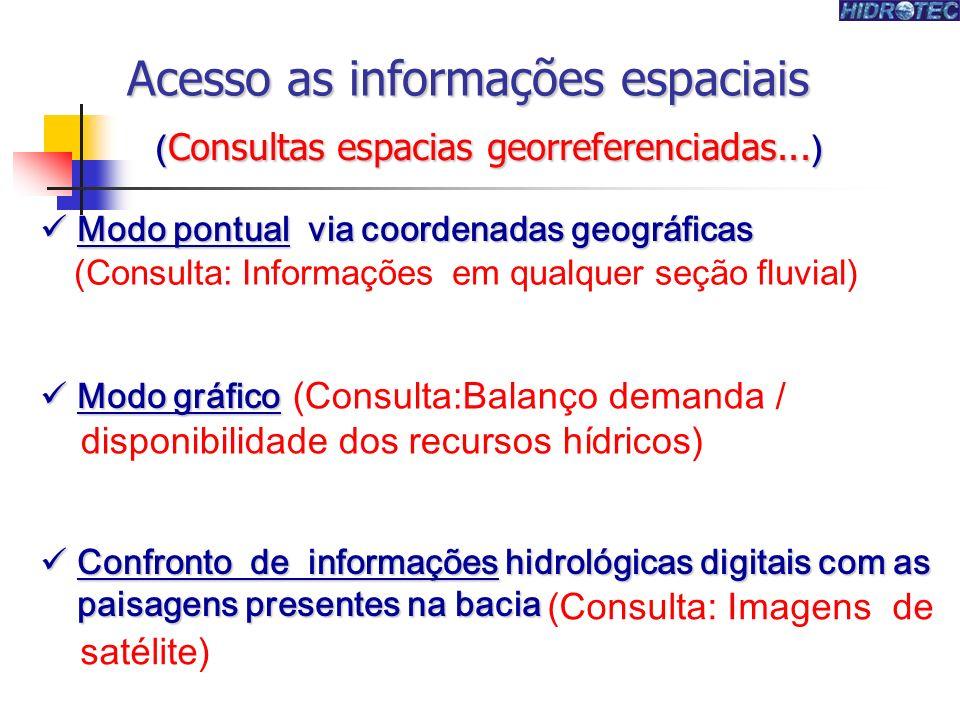 Consulta espacial: Mapa de vulnerabilidade do solo da bacia do rio Paranaíba com informações sobre a classe de vulnerabilidade no local de interesse